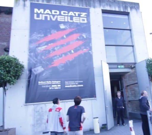 Mad Catz Unveiled @GamesCom 2013