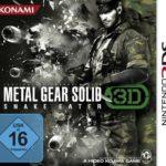 Trailer zu Metal Gear Solid: Snake Eater 3D veröffentlicht