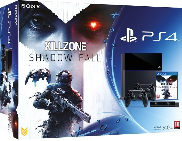 PS4-Bundle mit Killzone: Shadow Fall