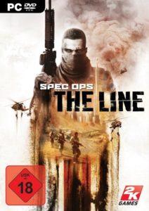 Spec Ops: The Line - Packshot PC
