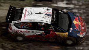 WRC: FIA World Rally Championship - Screenshot