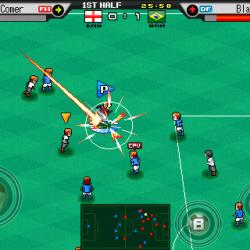 Soccer Superstars Free im App Store veröffentlicht