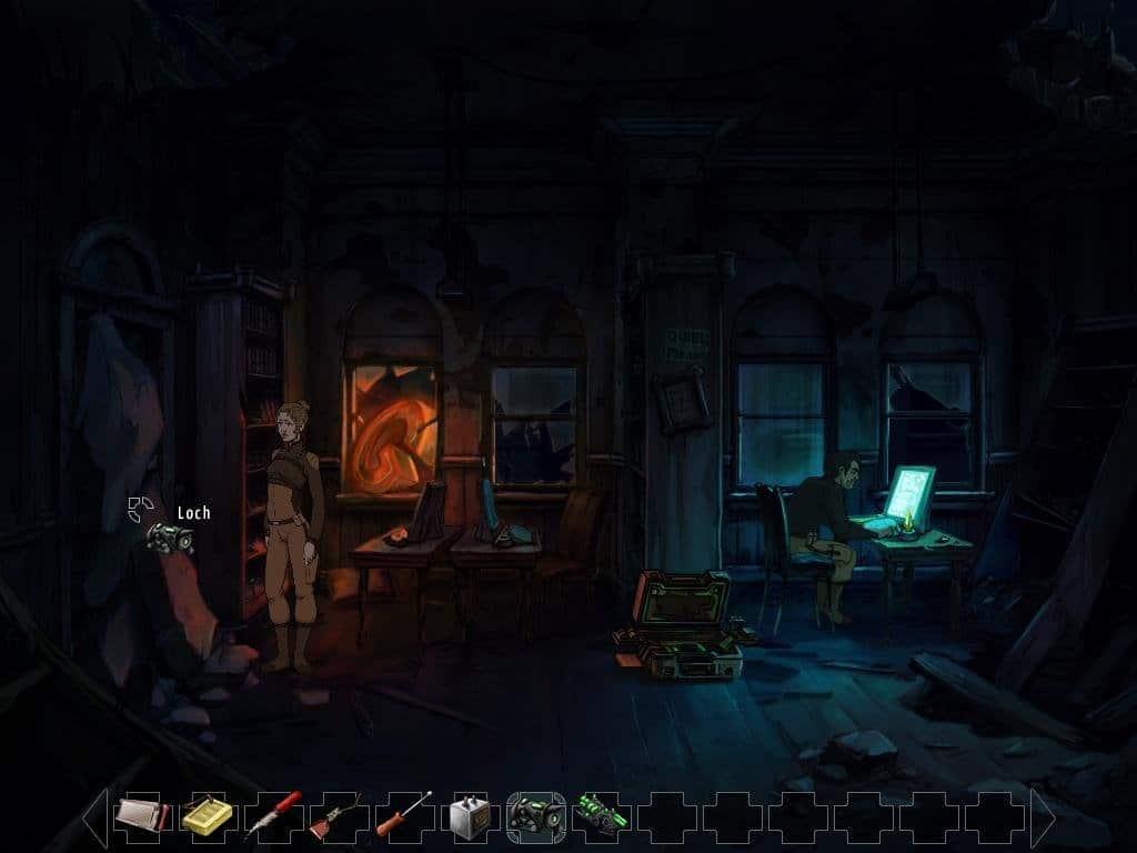 A New Beginning - Screenshot