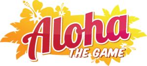 Aloha: The Game - Logo