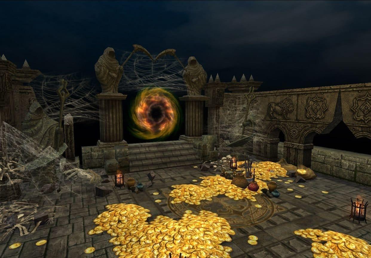 Avalon Heroes - Screenshot