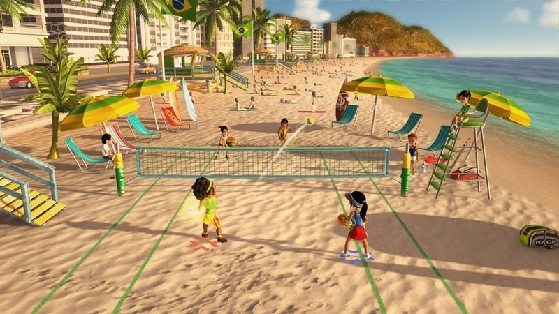 Racket Sports - Beachtennis