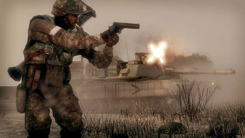 Battlefield: Bad Company 2 500.000 Mal in Deutschland verkauft