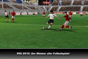 PES 2010 - iPhone