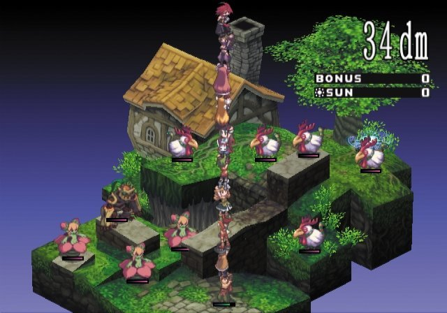 Disgaea 2 – Screenshot