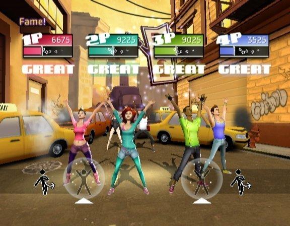 Dance on Broadway – Screenshot