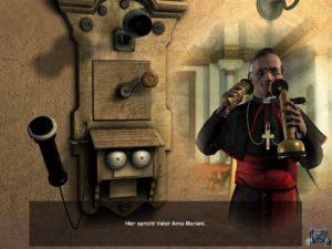 Dracula 3: Der Pfad des Drachen - Screenshot