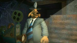 Sam & Max: The Devil's Playhouse - The Tomb of Sammun-Mak