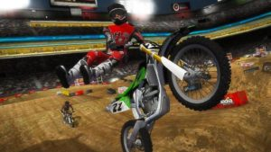 2XL Supercross - Screenshot