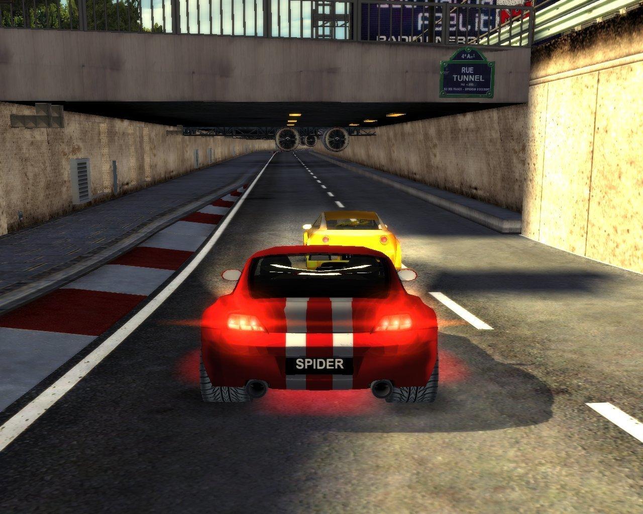 Big City Racer