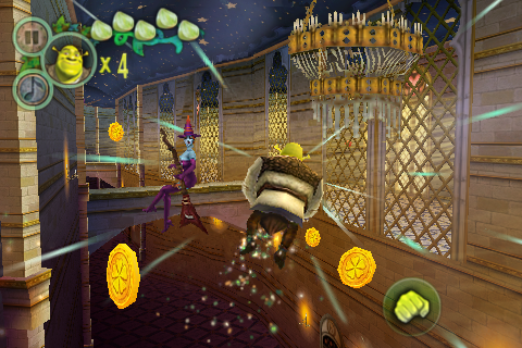 Für immer Shrek – Screenshot