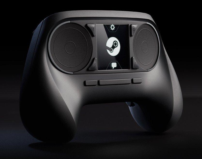 Steam Controller - 1ste Variante