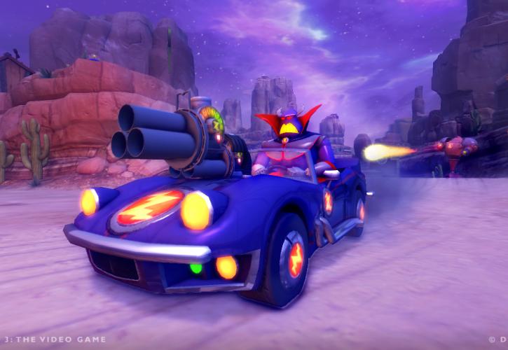 Zurg in Toy Story 3: Das Videospiel