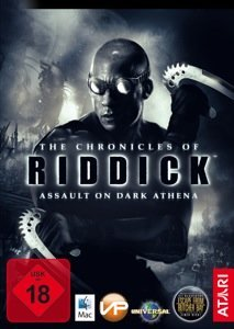 The Chronicles of Riddick – Cover Mac