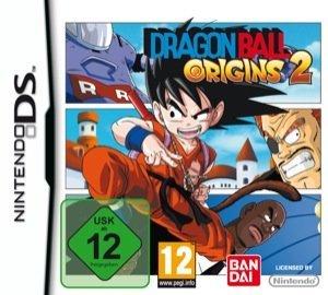 Dragon Ball: Origins 2 – Cover NDS