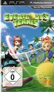 Everybody's Tennis – Cover PSP