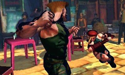 Super Street Fighter 4 3D – Screenshot