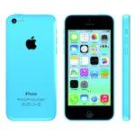 iPhone 5c in Blau