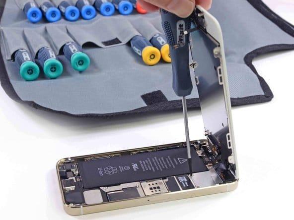 Teardown: iPhone 5s auseinander genommen