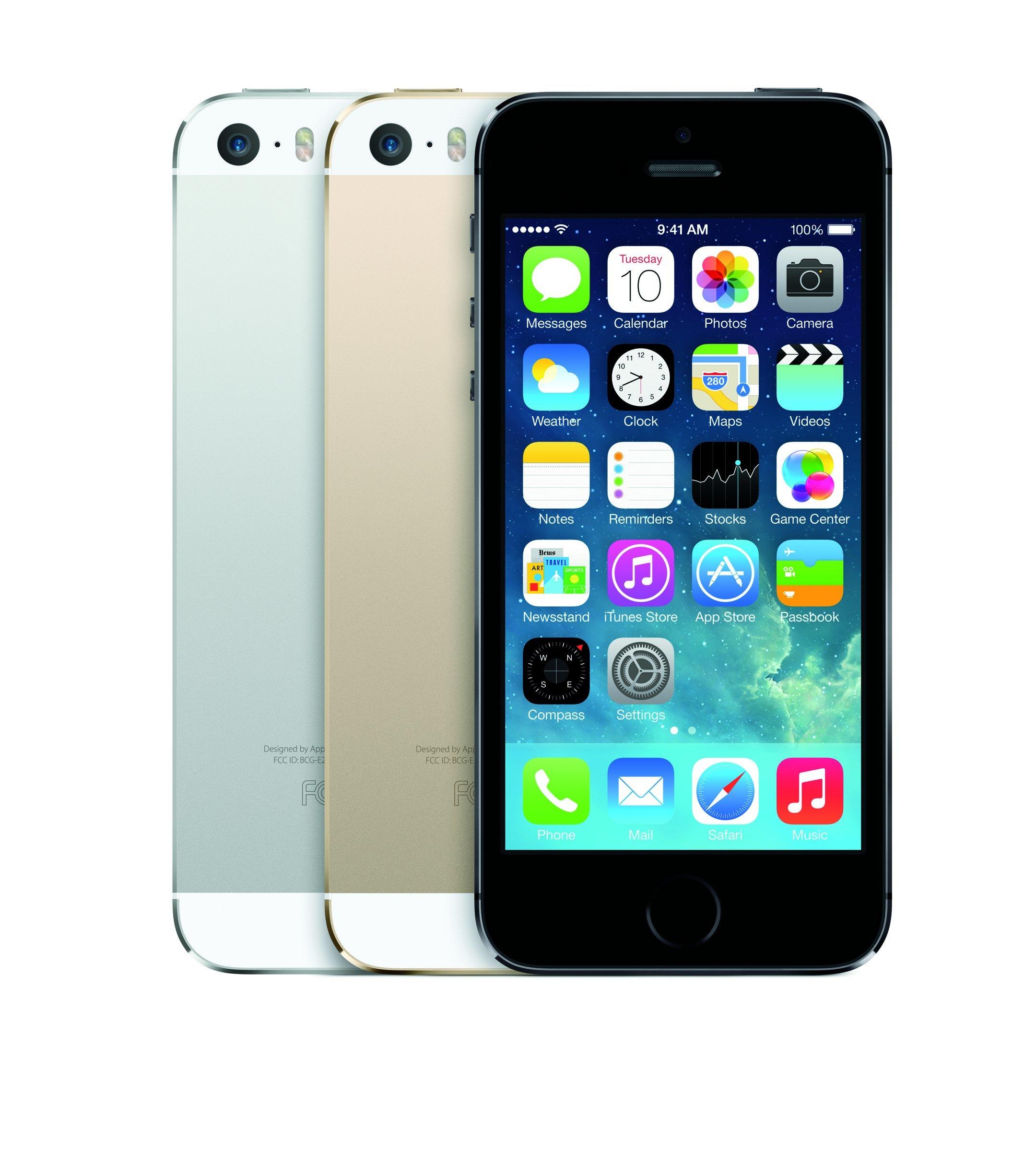 iPhone 5s bei US-Mobilfunkprovidern wieder vor Galaxy S4