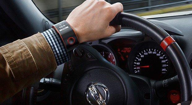 Nissan zeigt Nismo Smartwatch