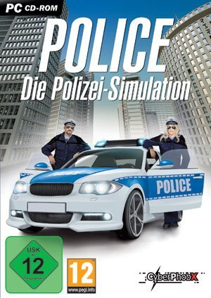 Police: Die Polizei-Simulation – Cover PC