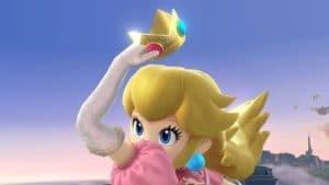 Prinzessin Peach in Smash Bros. Brawl