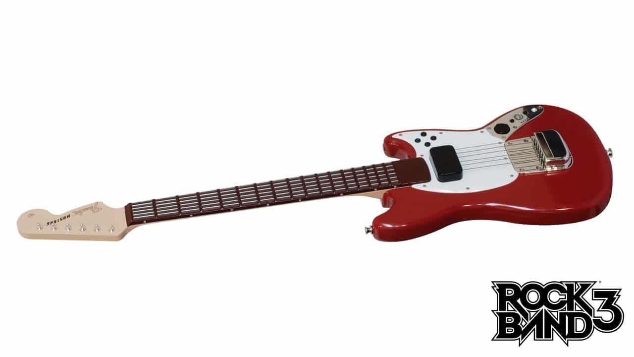 Mad Catz Fender