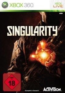 Singularity – Cover Xbox 360
