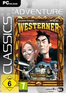 The Westerner – Classics Edition Cover PC