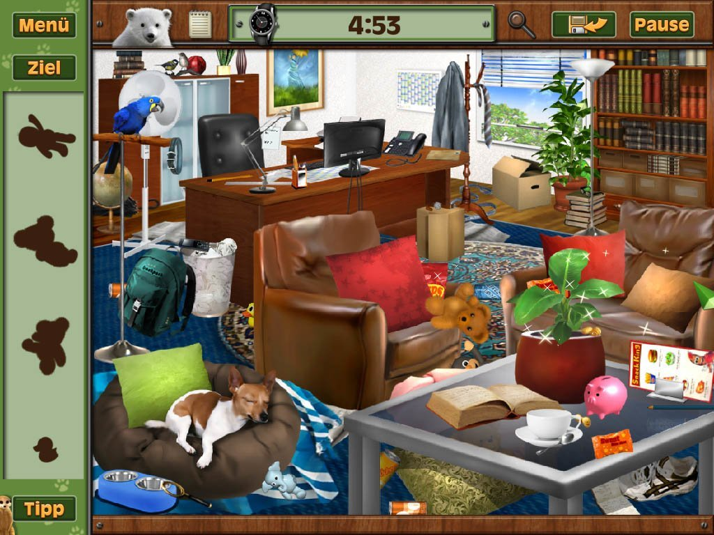 Abenteuer im Tierpark - Screenshot