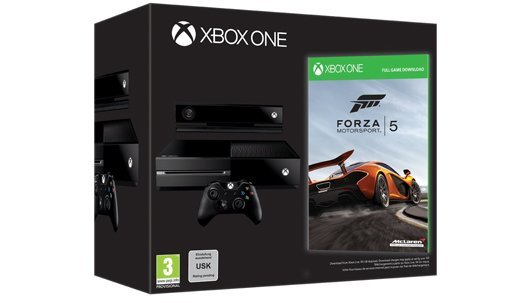 Xbox One Day One Edition mit Forza 5