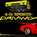 4D Sports Driving (Stunts) unter Windows 7/8 spielen mit DOSBox