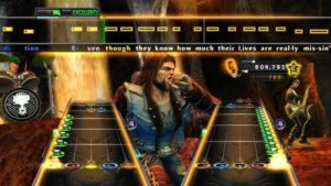 Guitar Hero: Warriors of Rock - Screenshot