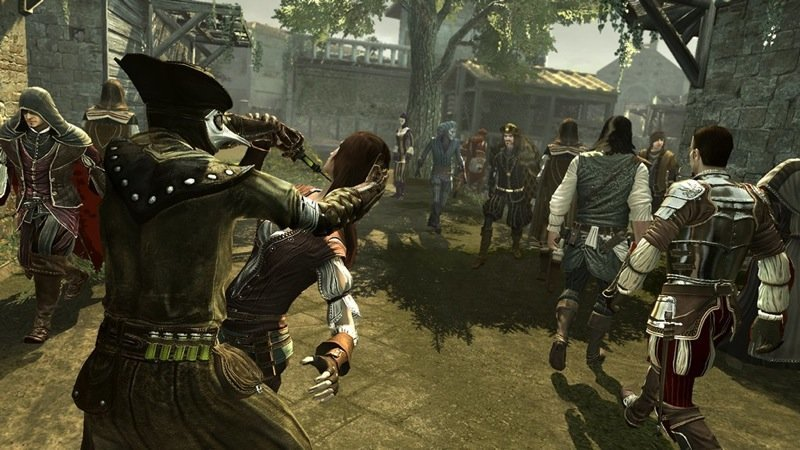 Assassin's Creed: Brotherhood - Screenshot