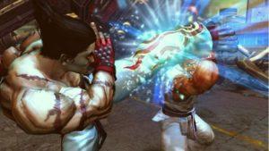 Street Fighter X Tekken - Screenshot