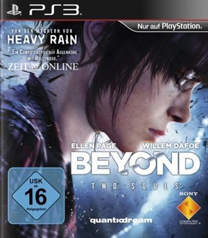 Beyond Two Souls Cover big