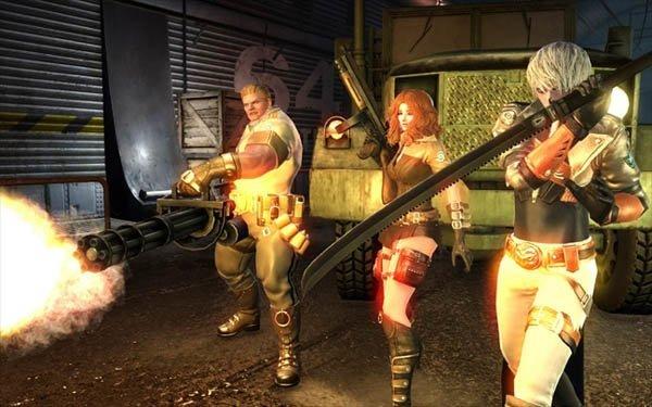 Gunz 2 The Second Duel Screenshot 1