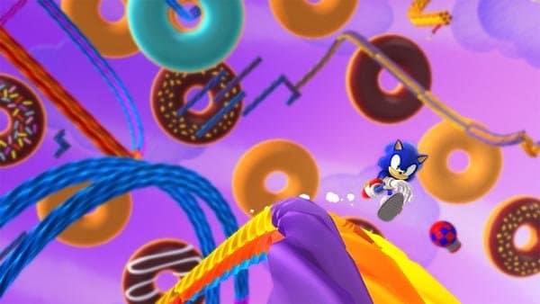 Sonic Lost World Screenshot 2