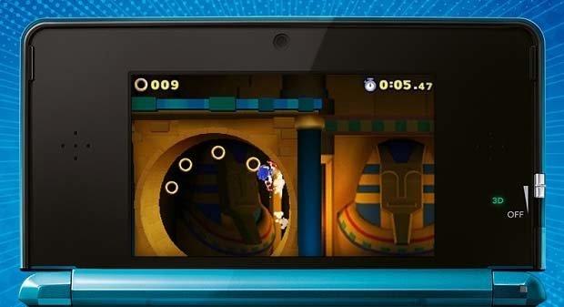 Sonic Lost World Screenshot 3DS 1
