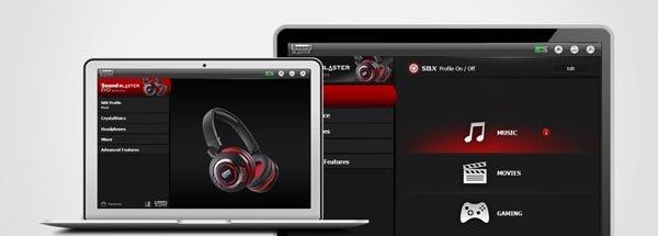 Sound Blaster EVO Wireless 3