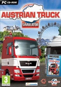 Austrian Truck Simulator – Cover PC