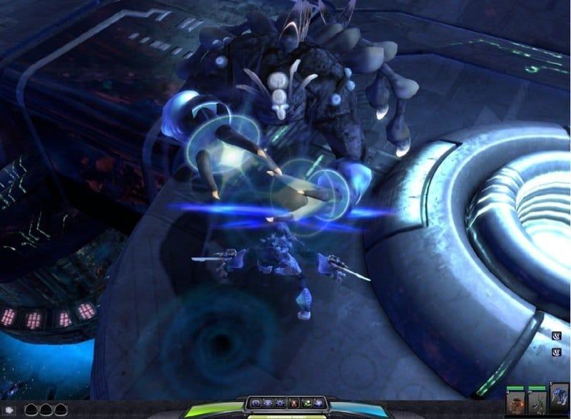 DarkSpore - Screenshot