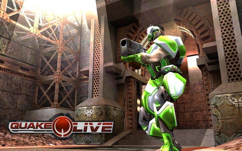 Quake Live - Screenshot