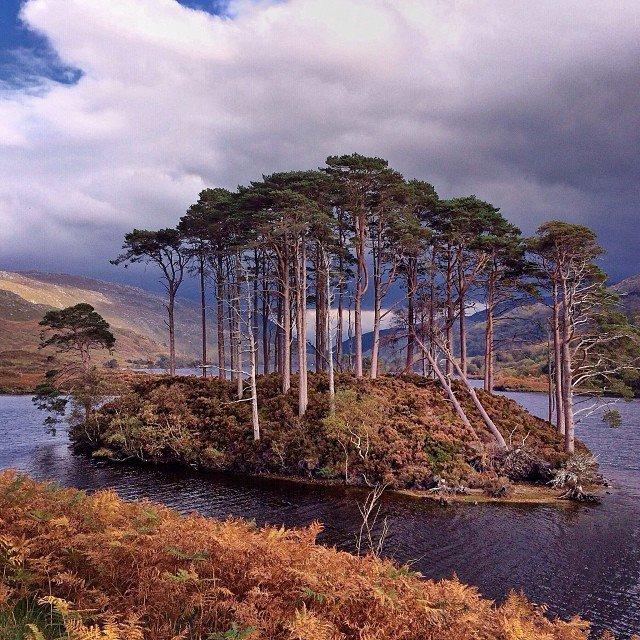 Schottland-Impression aufgenommen mit iPhone 5s, Foto: Jim Richardson