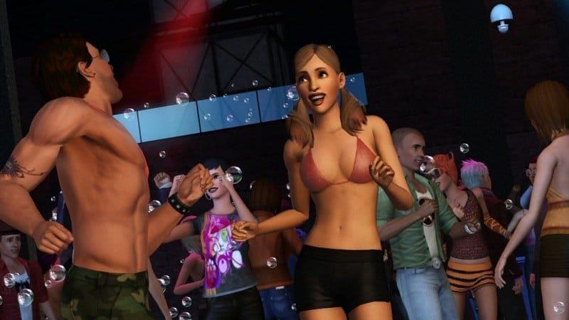 Die Sims 3: Late Night für PC und Mac erhältlich